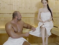 Relaxxxed - steadfast fuck at dramatize expunge sauna close by sweet russian indulge bettor rape