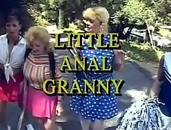 To the point Anal Granny.Full Movie :Kitty Foxxx, Anna Lisa, Candy Cooze, Unfair Blue