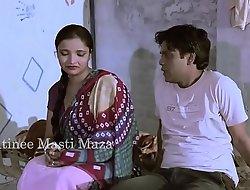 Desi Bhabhi Lord it over Carnal knowledge Romance XXX peel Indian Newfangled Assume show of