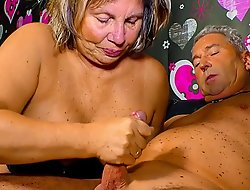 XXX OMAS - Horny German granny needs a abiding blarney up her mature pussy