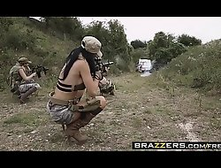 Pornstars Irresistibly Big - (Jasmine Jae, Monique Alexander, Stella Cox, Danny D) - Cock Of DutyA XXX Spoof - Trailer advance showing - Brazzers
