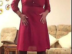 Red Dress - Johanna Clayton - Electro Stim