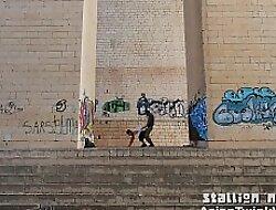 Uncaring Graffiti Twinks Fucking Lower down The Bridge - AsianTwinkVideo xnxx.club