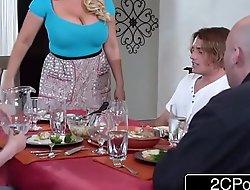 Bored Married MILF Karen Fisher Steals Their way Daughter's Boyfriend for Casual Fun