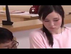 Hot Japanese Teen Gets Fucked