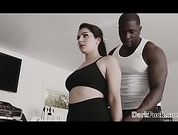 Valentina Nappi interracial anal sex