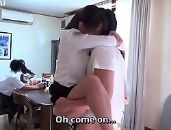 Japanese Sister Morning Sex With Brother in The Front Of Family! (WhatsApp @  92-346-4559733)