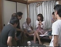 japanese girl gets fucked by old perverts