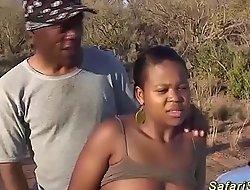chubby african wife big cock fucked