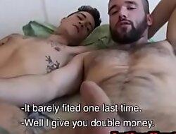 Hispid Latino and Thug gay4pay pov bareback