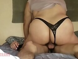Riding cock in make an issue of early morning to start off my day
