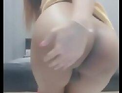 Ladyboy Fresh sends a video to her boyfriend.
