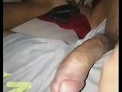 Paja hetero cubano engañado