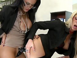 Office unspecified fucking each other here along to ass