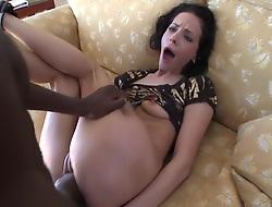 Remarkable pornstar in crazy interracial, fisting xxx movie