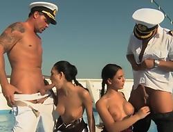 Hottest pornstar Honey Demon in crazy brazilian, dp sex movie