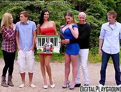XXX Porn dusting - Modern Families