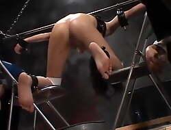 Japanese Enema Splashing Play (censored) - SNC