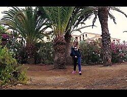 TRAVEL SHOW ASS DRIVER - Gran Canaria, Maspalomas Pharos with Sasha Bikeeva