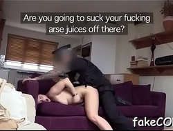 Stunning orgasms by fake cop