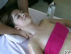 Massaging wet crack