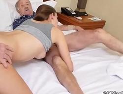 Old man bangs big Introducing Dukke