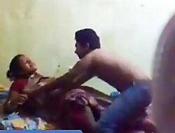 Indian married aunty sex secret video recording in brat bedroom