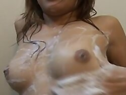 Horny Asian Slut Gets Fucked by Dude in Scrubbed